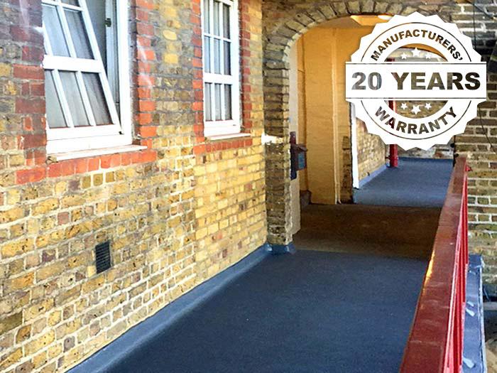 GLS150W Polyurea Floor Coating